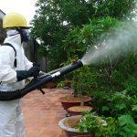 PHUN DIỆT CÔN TRÙNG (ruồi, muỗi, kiến, gián)